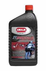 AMALIE #AMA62766-56 2T Motorcycle Oil 1 Quart