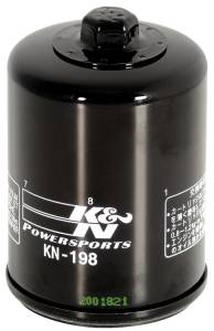 K AND N ENGINEERING #KN-198 Oil Filter