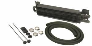 DERALE #13211 2-Pass Short Power Steer ing Cooler