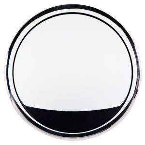 BILLET SPECIALTIES #32121 Horn Button Plain Polish ed