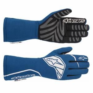 ALPINESTARS USA #3551620-7022-M Tech-1 Start Glove Medium Blue / White