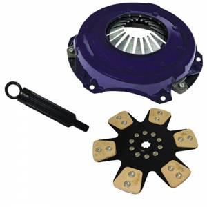 ACE RACING CLUTCHES #R105316K Clutch GM Ceramic 10.5in x 1-1/8in 10spl