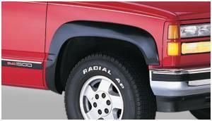 BUSHWACKER #40910-02 00-06 Tahoe 4dr OE Style Flares 4pc 40910-02