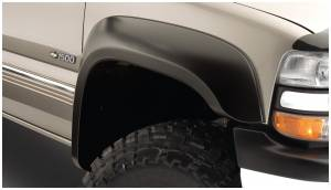 BUSHWACKER #40938-02 07-   Chevy Silverado Extend A Flares 4pc 40938-02