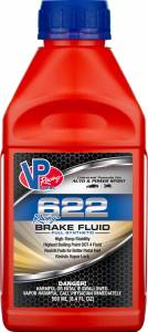 VP FUEL CONTAINERS #2551 Brake Fluid Racing 622 500ml