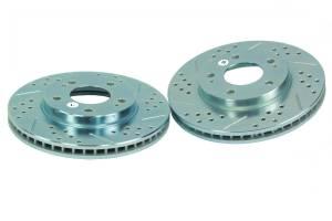 BAER BRAKES #05115-020 BAER Sport Rotors – Front Pair