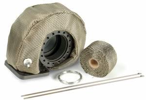 DESIGN ENGINEERING #10145 Turbo Shield-T4 - Kit - Titanium
