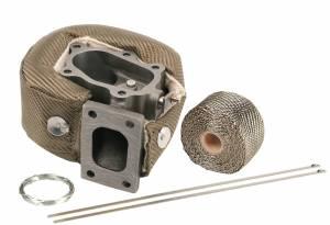 DESIGN ENGINEERING #10149 Turbo Shield-T25-T28 – Kit - Titanium
