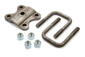 TOTAL COST INVOLVED ENG #401-4550-00 1928-34 Front U-Bolt Kit - Plain