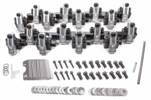 T AND D MACHINE #3102-170/170 BBC Shaft Rocker Arm Kit - 1.7/1.7 Ratio