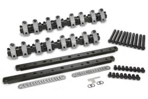 T AND D MACHINE #7030-175/175 BBF Shaft Rocker Arm Kit w/Edelbrock FE 427 Heads