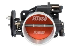 FiTECH FUEL INJECTION #70061 Throttle Body Ultimate LS 92mm w/Sensors