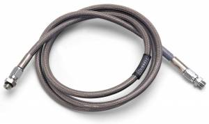 RUSSELL #634510 SS Braided Hose Kit 5' For ARB Air Locker