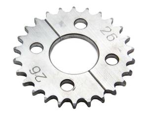 TANNER #75326 QM Axle Sprocket 26t