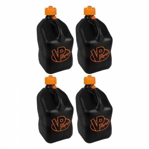 VP FUEL CONTAINERS #3854 Utility Jug 5 Gal V-Twin Square (Case 4)