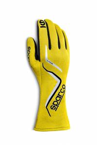 SPARCO #00135710GF Glove Land Medium Yellow