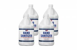 VP FUEL CONTAINERS #2080 Hand Sanitizer 80% Alcohol Gal (Case 4)