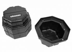 STRANGE #P1900 Differentail Storage/ Transport Case - Black
