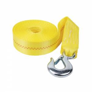 REESE #WS20HD0600 Winch Strap w/Hook