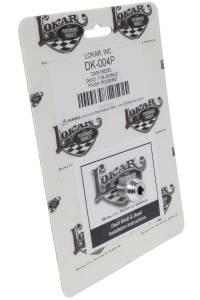 LOKAR #DK-004P Dash Bezel Deco 7/16 -28 Male Polished