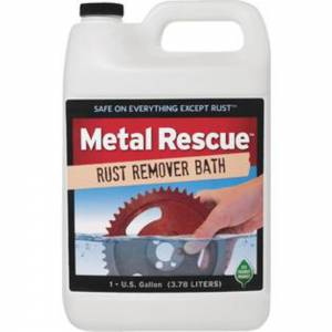 WORKSHOP HERO #128-MR Metal Rescue Rust Remove r - 1 Gallon