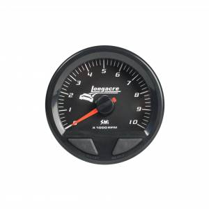 LONGACRE #52-46747 Waterproof SMI Tach 2-5/8in