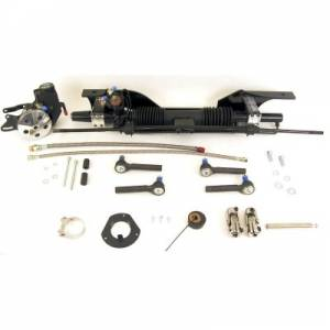 UNISTEER PERF PRODUCTS #8010920-01 Late 67-70 Mustang R&P Kit - Big Block