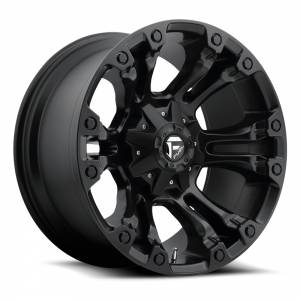 FUEL OFF ROAD #D56020009846 Wheel-Vapor 20x10 6x135/ 6x139.70 Matte Black