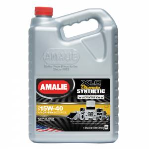 AMALIE #79107-36 XLO Ultimate Synthetic Blend 15w40 Case 1 Gal.