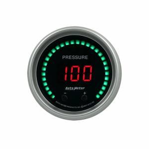 AUTO METER #6752-SC 2-1/16 Pressure Guage Elite Digital SC Series