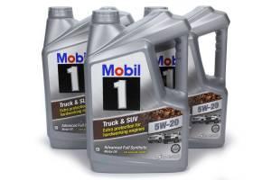 MOBIL 1 #124575 Mobil 1 Truck & SUV Oil 5w20 Case 3x5 Quart Jug