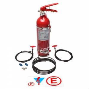 LIFELINE USA #101-225-011 Fire Supression Club System Zero 2000 2.25kg