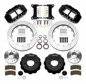 WILWOOD #140-15949 Brake Kit Front GM C1500 88-98 5 Lug 13.06in Rtr