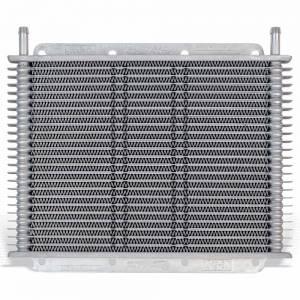 FLEX-A-LITE #113807 Transmission Oil Cooler2 3 Row 3/8in Barb