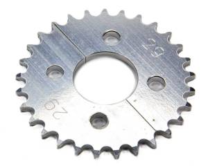 TANNER #75329 QM Axle Sprocket 29t