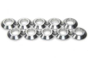 MPD RACING #MPD41005 1in Cone Spacer 10 pack Aluminum - Plain