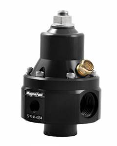 MAGNAFUEL/MAGNAFLOW FUEL SYSTEMS #MP-9950-BLKlk ProStar EFI Regulator Black Finish