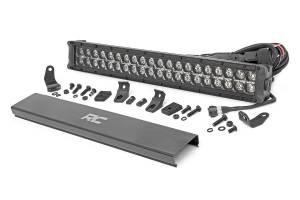 ROUGH COUNTRY #70920BD 20-inch Cree LED Light B ar Dual Row