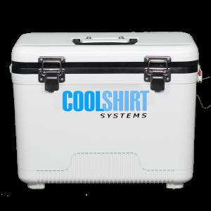COOL SHIRT #2002-0003 Cool Shirt Cooler 19 Qt Square