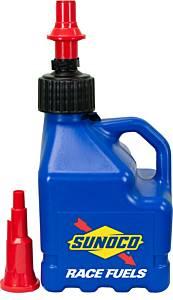 SUNOCO RACE JUGS #R3100BL-FF Blue Sunoco 3 Gallon Utility Jug w/ Fastflo