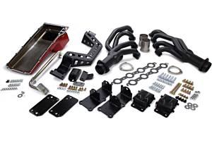 TRANS-DAPT #42216 Swap In A Box Kit LS Engine Into 67-69 Camaro