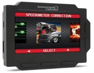 HYPERTECH #3400 Speedometer Calibrator C olor Screen Chryslr/Jeep