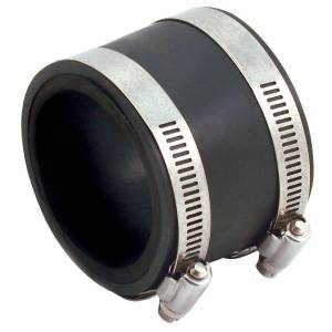 SPECTRE #SPE-8771 Coupler 3in Black