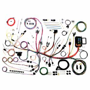 AMERICAN AUTOWIRE #510267 Classic Update Wiring Kit 53-62 Corvette