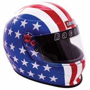 RACEQUIP #276125 Helmet PRO20 America Large SA2020
