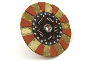 CENTERFORCE #DF381021 Dual Friction - Clutch Disc Ford 10.4 10-Spline