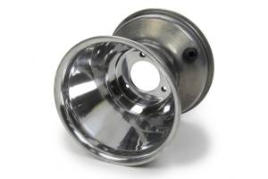 KEIZER ALUMINUM WHEELS INC #M664 QM Wheel 6x6 4bs .125 Polished RF