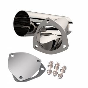 QUICK TIME PERFORMANCE #10350 3.50 Inch Stainless Steel Exhaust Cutout