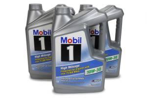 MOBIL 1 #120768 5w20 High Mileage Oil Case 3x5 Qt Bottles