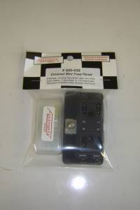 FASTRONIX SOLUTIONS #500-032 ATM 4 Mini Fuse Panel with Cover